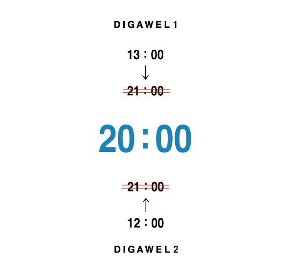 DIGAWEL直営店営業時間変更3